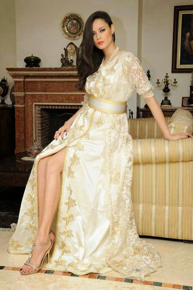 Robe orientale mariage vente