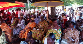 Chiefs want out of Oti region creation.