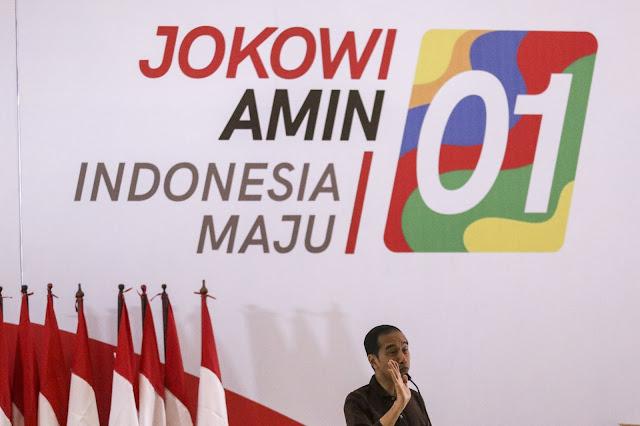 Soal Jokowi Tampilkan Foto Tito, Ini Penjelasan Mabes Polri