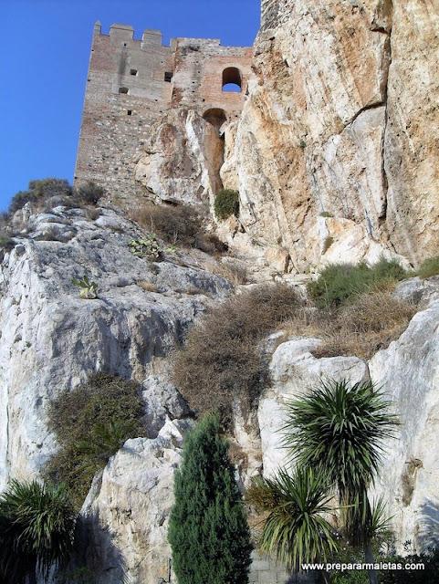 fortaleza de Salobreña