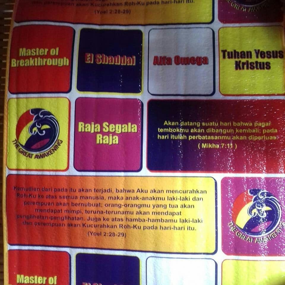 Peringatan Keras untuk Grup Kristen yang Lakukan Misi Rahasia di Gempa Lombok