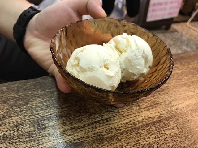 【新竹美食】內灣老街必吃,山中傳奇 濃郁的鮮奶麻糬