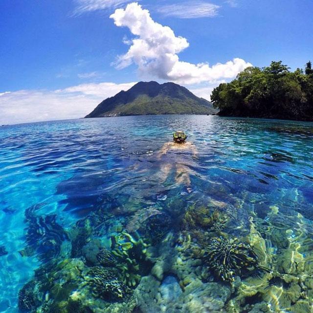 Daftar Tempat Wisata Terfavorit di Ternate Maluku Utara