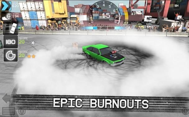 Torque Burnout apk gameplay screenshot