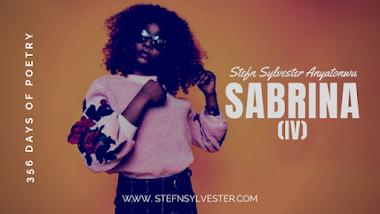 Sabrina (iv) | Stefn Sylvester Anyatonwu
