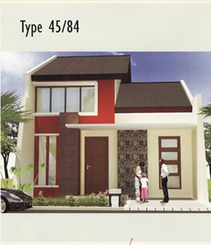 Contoh Desain Gambar Rumah Minimalis Type 45 ~ Dangstars™