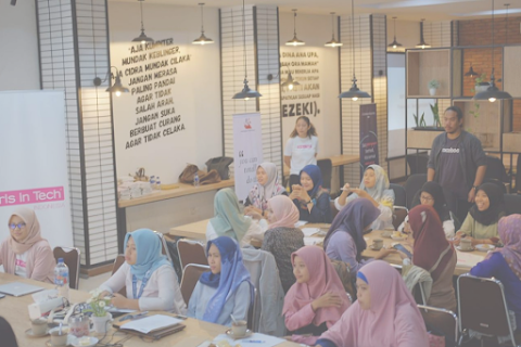 [Event] Belajar Digital Marketing Bersama Girls in Tech Indonesia