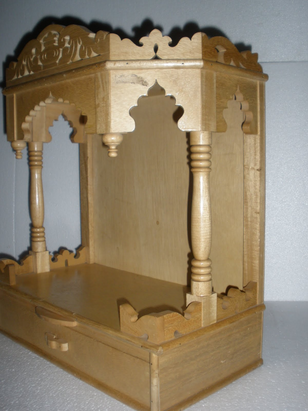Simple Temple Design For Home