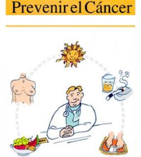 maneras de como prevenir el cancer