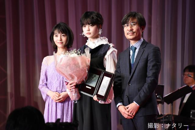 Yurina Hirate, Minami Hamabe, Shô Tsukikawa
