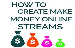 How to Create Make Money Online Stream