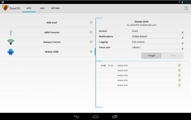 Download SuperSU 2.79 APK latest version for Android