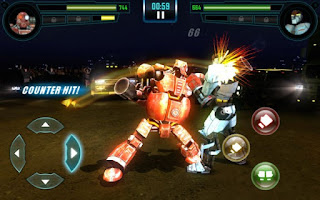 Real Steel World Robot Boxing Mod Apk skill no couldown