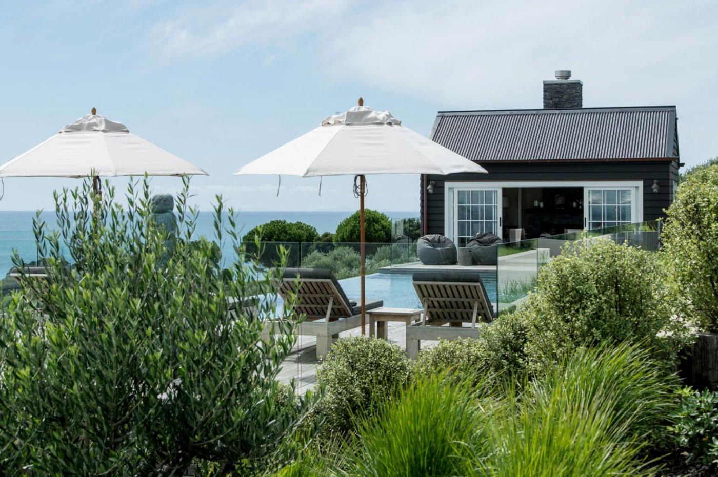 Casa sul mare in nuova zelanda by sumach chaplin arc art for Nuova casa in stile