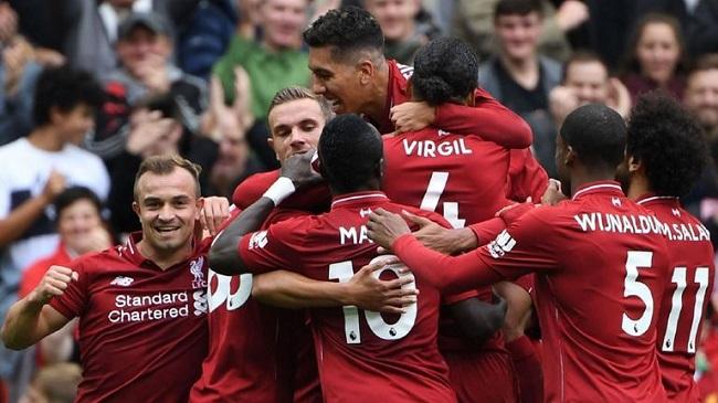 The Kop vẫn đang sở hữu thành tích toàn thắng trong Premier League mùa này.