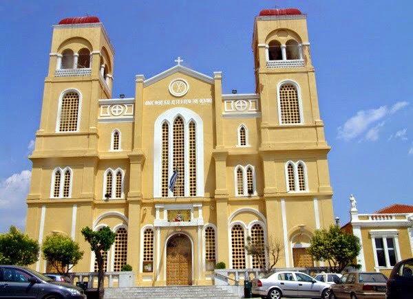 Άγιος Νικόλαος Αλεξανδρούπολης