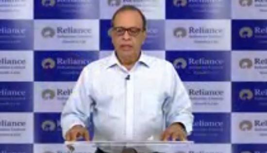 रिलायन्स इण्डस्ट्रीज, जिओ, मुकेश अंबानी, Mumbai, RIL, Reliance Industry Limited, Alok Agarwal, RIL CFO, Chief Financial Officer of RIL, Jio, Reliance Jio, reliance, mukesh ambani, reliance industries, ril, india, reliance jio, nita ambani, stock, mukesh ambani