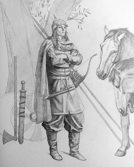10th century high-status burial from Sweden found to be female Viking warrior