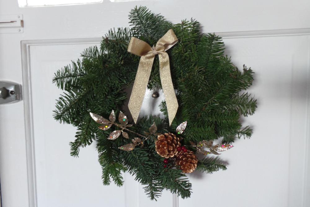 Tesco Real Christmas Tree