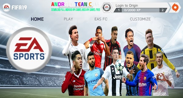 FIFA 14 MOD FIFA 19 NEW KITS 2020 Offline For Android