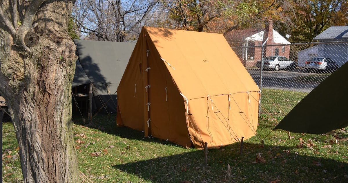 Armbruster Tent Maker World War One Tents For Sale From