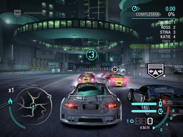 Need for speed carbon windows 7 crash fix