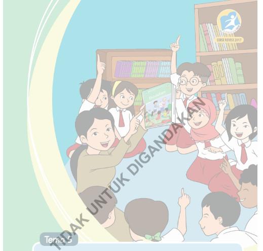 Buku Kelas 5 SD/MI Kurikulum 2013 Revisi 2017