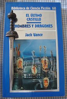 Portada del libro El último castillo, de Jack Vance
