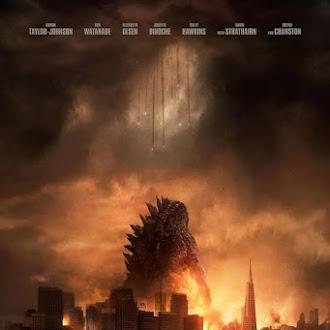 Godzilla (2014) 1080p HEVC BluRay Hindi Audio 600MB