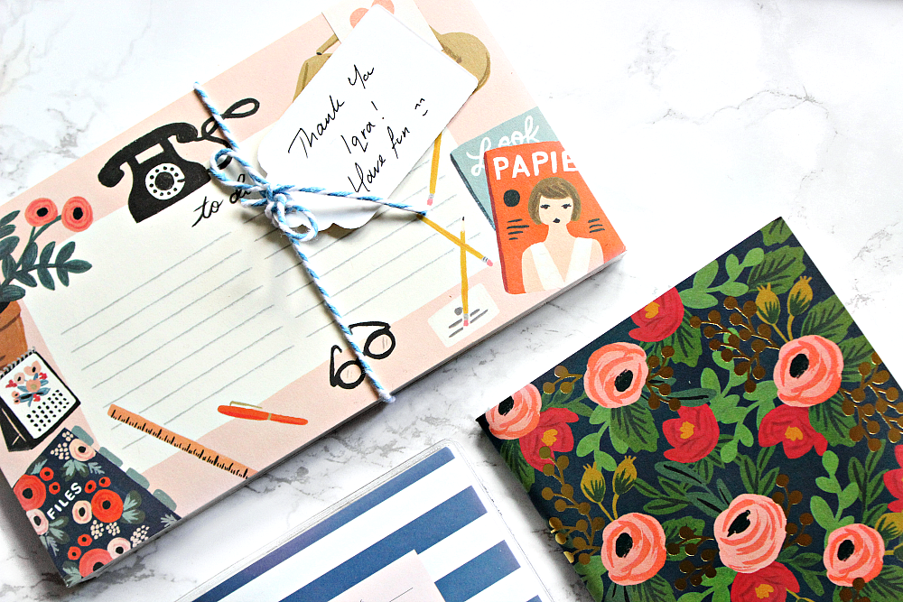 the fox and star stationary haul
