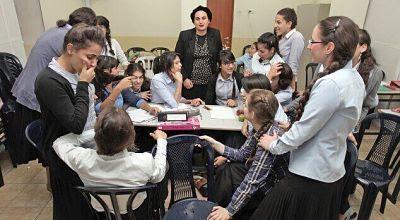 sistem pendidikan di israel