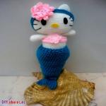 http://www.diylabores.com/hello-kitty-sirena-amigurumi-con-patron.html
