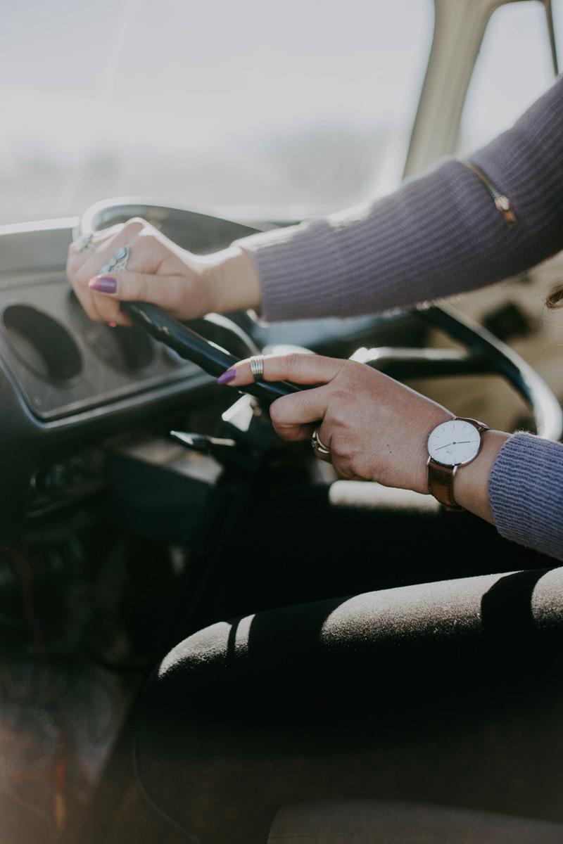 daniel wellington watch, leather watch, lynley johnsonphotography