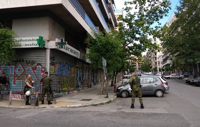 Γ.Γ. Αστυνομικών: Κάποιοι δεν επιθυμούν να υπάρχει νόμος στα Εξάρχεια