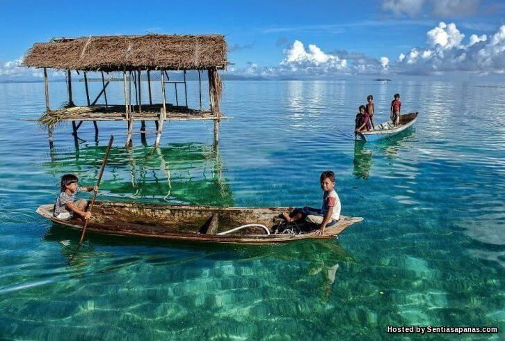 Suku Bajau Laut