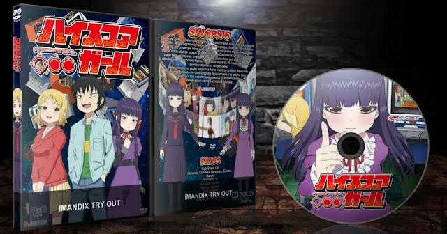High Score Girl | Cover DVD |