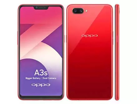 HP Oppo A3s