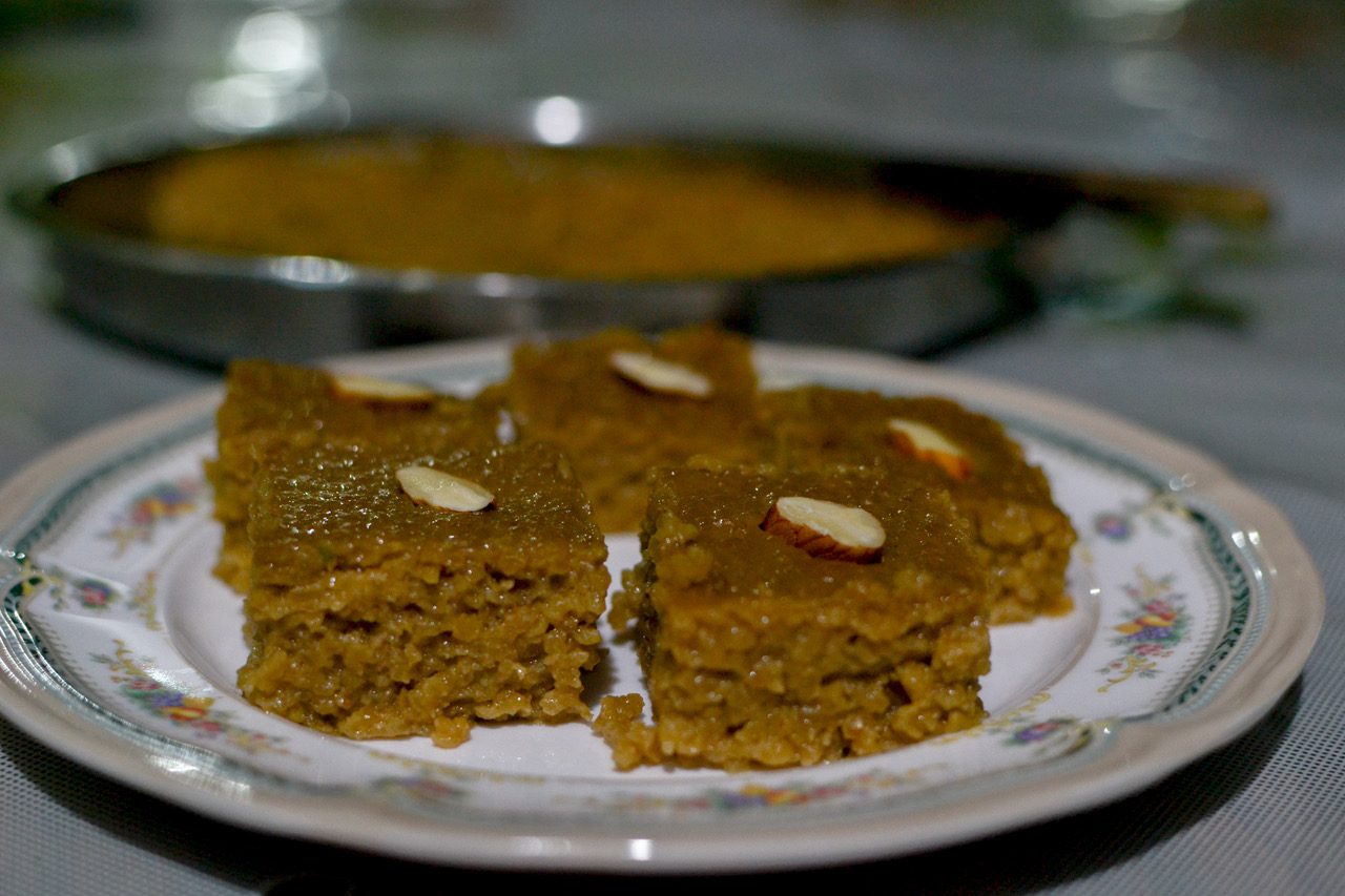 Dose bhaji broken wheat pudding goan food trail put simply it is a broken wheat pudding made using ingredients readily available in almost any goan kitchen forumfinder Gallery