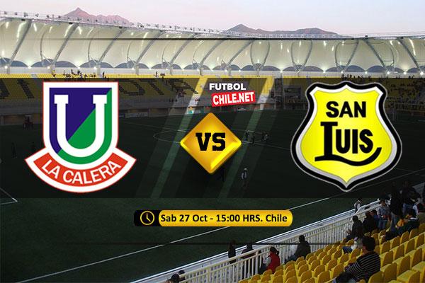 PREVIA: Unión La Calera vs San Luis