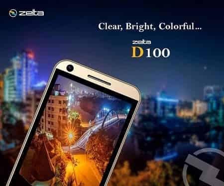 Zelta Millennium D100 Smartphone