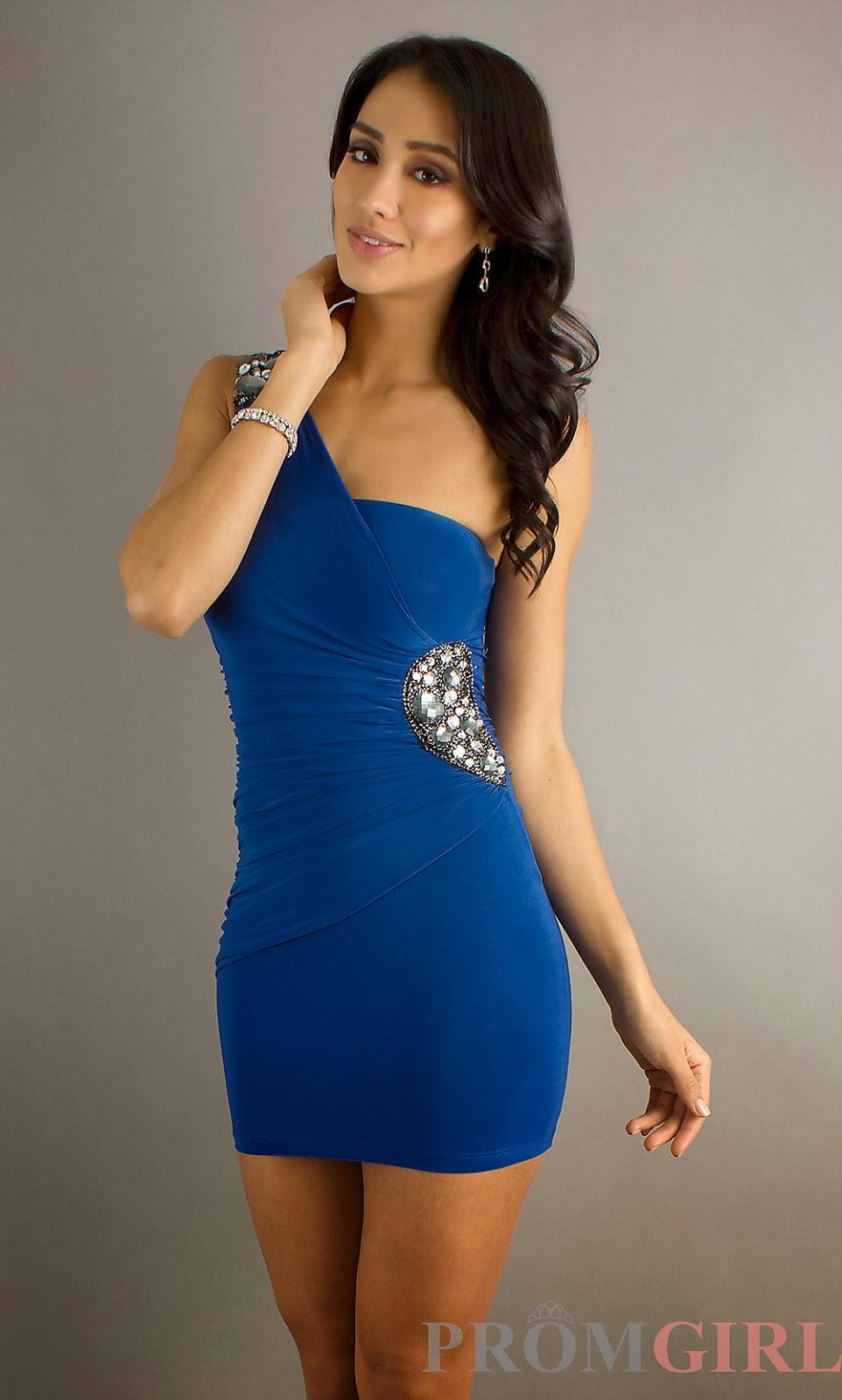 Imagenes de vestidos cortos para mujeres
