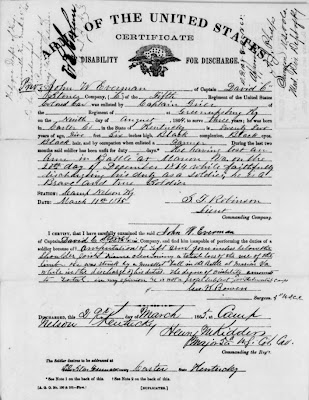 Eastern Kentucky and the Civil War: African-American Union