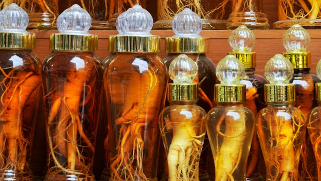 Utility and Usage of Korean Red Ginseng