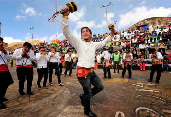 En vivo Último Convite Carnaval de Oruro 2017