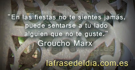 Frases chistosas de Groucho