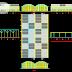 مخطط معايير انشاء مستودع صناعي اوتوكاد dwg