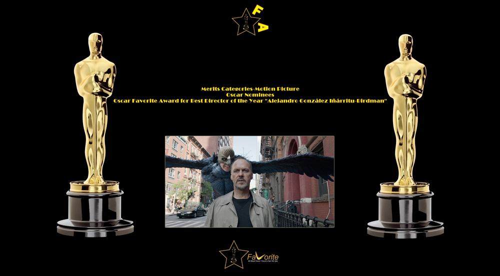 oscar favorite best director award alejandro gonzalez inarritu birdman