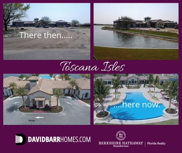 Toscana Isles Venice FL from the beginning to now