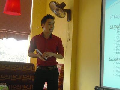 Anh Đinh Khắc Tuấn, CEO công ty dịch thuật CNN