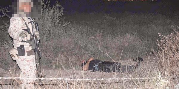 Borderland Beat: Shootout in Piedras Negras, Coahuila Leaves